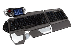 Mad Catz S.T.R.I.K.E. 7 Keyboard Accessories