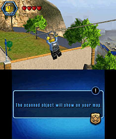 LEGO City Undercover The Chase Begins Review for 3DS at GAME