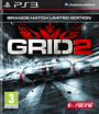 GRID 2 GAME Exclusive Brands Hatch Special Edition PlayStation 3