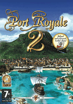 Port Royale 2 PC Games Cover Art