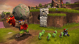 Skylanders Giants Starter Pack - Exclusive Glow in the Dark Edition screen shot 2