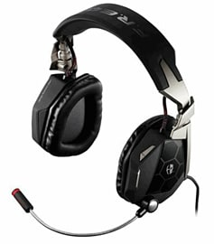 Mad Catz F.R.E.Q. 5 Stereo Gaming Headset for PC and Mac Accessories
