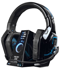 Tritton GAME Exclusive Halo 4 Warhead Headset Accessories