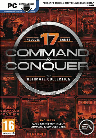 Command & Conquer Ultimate Colelction on PC at GAME