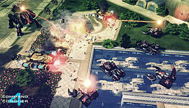 Command and Conquer Ultimate Collection screen shot 1