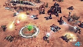 Command and Conquer Ultimate Collection screen shot 3