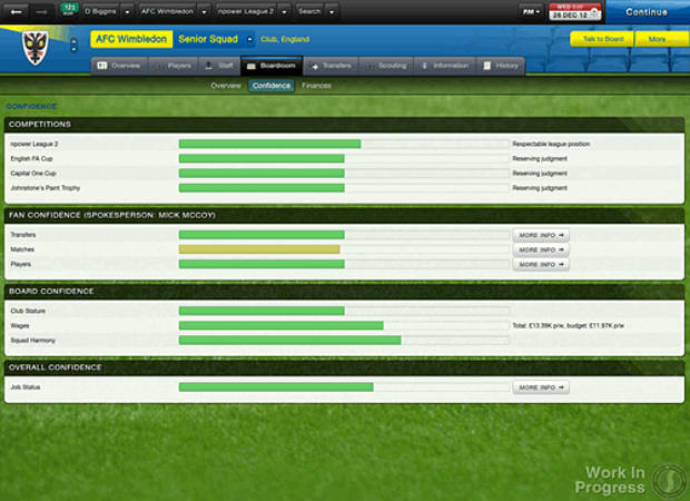 Football Manager 2013 on PC at GAME