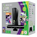 Xbox 360 250GB with Kinect, Kinect Sports and Dance Central 2 Xbox-360