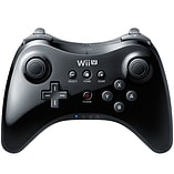 Wii U Black Pro Controller screen shot 1