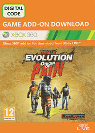 Trials Evolution - Origin of Pain Xbox Live Cover Art