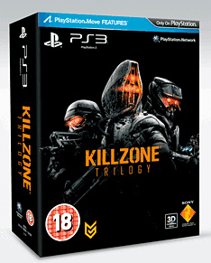 Killzone Trilogy - Only at GAME PlayStation-3 Cover Art