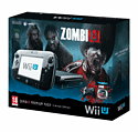 Black Wii U Premium Console with ZombiU and Wii U Pro Controller Wii U