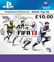 FIFA 13: EA Ultimate Team PlayStation Network