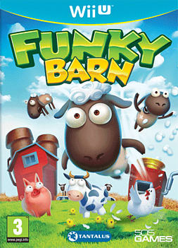 Funky Barn Wii U Cover Art