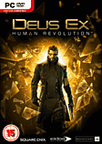 Deus Ex: Human Revolution PC Games