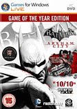 Batman Arkham City: Game of the Year Edition PC Games