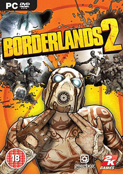 Borderlands 2 PC Games Cover Art