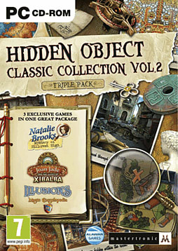 Hidden Object Classic Collection Volume 2 PC Games Cover Art