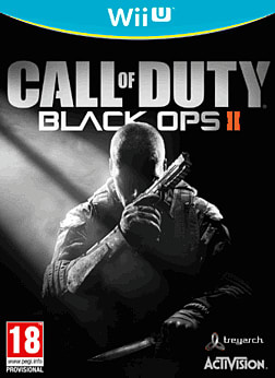 Call of Duty: Black Ops II Wii U Cover Art
