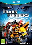 Transformers Prime Wii U
