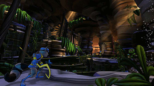 Sly Cooper Thieves in Time on PS3 and PS Vita at GAME