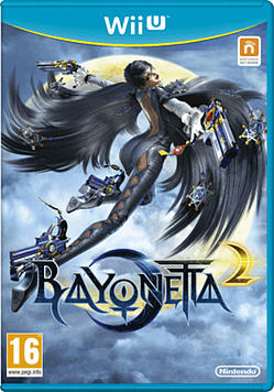 Bayonetta 2 Wii U Cover Art