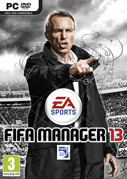 FIFA Manager 13 PC Games Cover Art