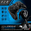 Gioteck Gaming Starter Kit for PlayStation 3 Accessories