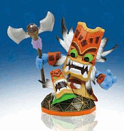 Double Trouble - Skylanders Giants Character Toys and Gadgets