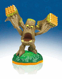 Stump Smash - Skylanders Giants Character Toys and Gadgets