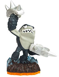 Terrafin - Skylanders Giants Character Toys and Gadgets