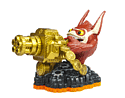 Trigger Happy - Skylanders Giants Character Toys and Gadgets