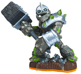 Crusher - Skylanders Giants Character Toys and Gadgets
