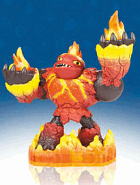 Hot Head - Skylanders Giants Character Toys and Gadgets