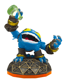 Pop Fizz - Skylanders Giants Character Toys and Gadgets