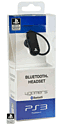 Playstation 3 Officially Licensed Black Bluetooth Headset Accessories