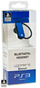 4Gamers Bluetooth Headset - Blue Accessories