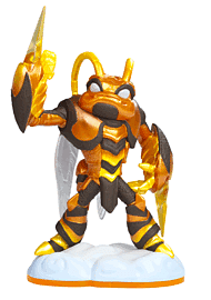 Swarm - Skylanders Giants Character Toys and Gadgets