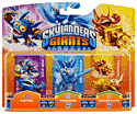 Skylanders Giants Character Triple Pack - Pop Fizz, Trigger Happy and Whirlwind Toys and Gadgets