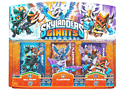 Skylanders Giants Character Triple Pack - Gill Grunt, Flashwing, Double Trouble Accessories