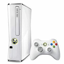 Xbox 360 4GB Console - White Xbox 360