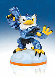 Lightcore Jet-Vac - Skylanders Giants Character Toys and Gadgets