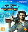 PlayStation All-Stars Battle Royale with Exclusive Nathan Drake Cover PlayStation-3