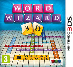Word Wizard 3DS Cover Art