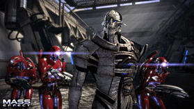 Mass Effect Trilogy screen shot 2