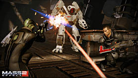 Mass Effect Trilogy screen shot 4