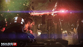Mass Effect Trilogy screen shot 11
