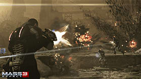 Mass Effect Trilogy screen shot 6
