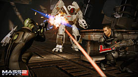 Mass Effect Trilogy screen shot 10