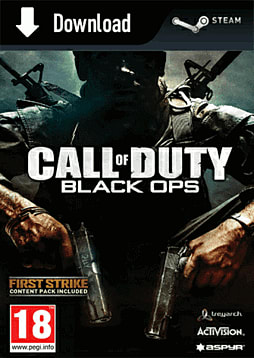 Call of Duty: Black Ops (Mac) Mac Cover Art